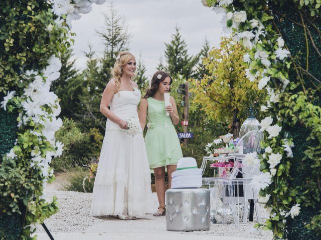 La boda de Olivier y Carmen en San Agustin De Guadalix, Madrid 19