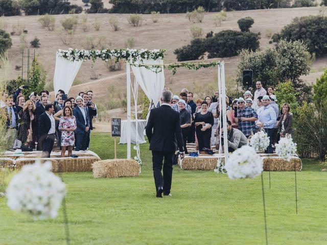 La boda de Olivier y Carmen en San Agustin De Guadalix, Madrid 21
