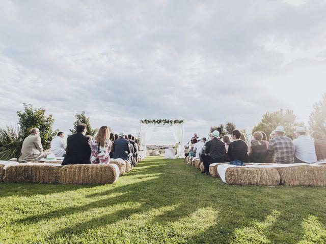 La boda de Olivier y Carmen en San Agustin De Guadalix, Madrid 25