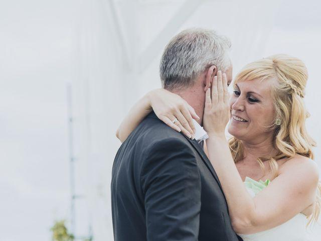 La boda de Olivier y Carmen en San Agustin De Guadalix, Madrid 28