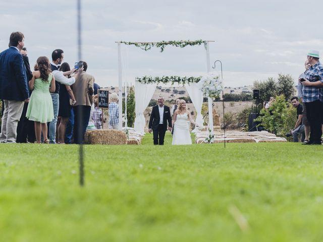 La boda de Olivier y Carmen en San Agustin De Guadalix, Madrid 29