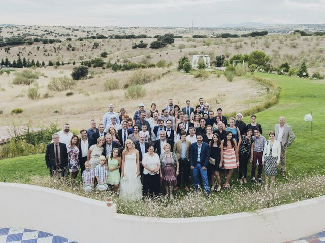 La boda de Olivier y Carmen en San Agustin De Guadalix, Madrid 30