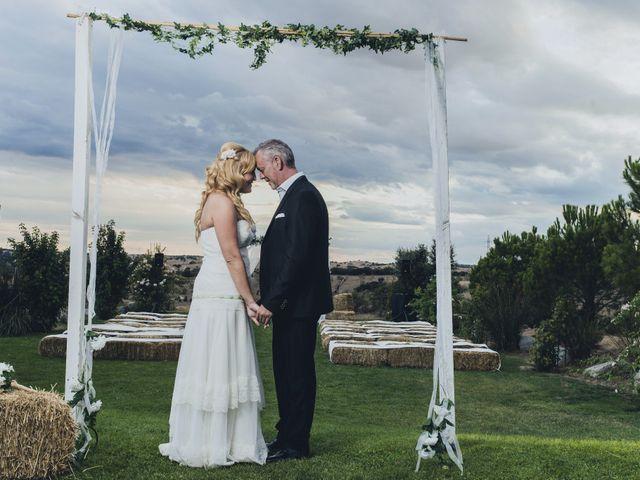 La boda de Carmen y Olivier