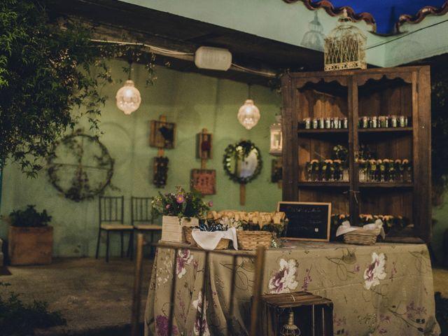 La boda de Olivier y Carmen en San Agustin De Guadalix, Madrid 42