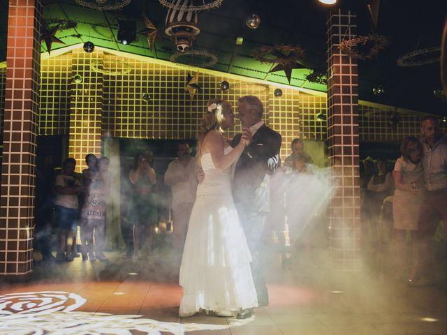 La boda de Olivier y Carmen en San Agustin De Guadalix, Madrid 50