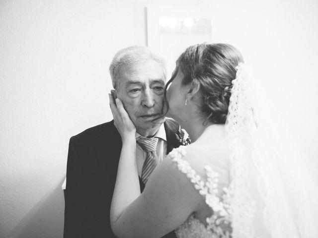 La boda de Óscar y Vanessa en Villalvaro, Soria 8