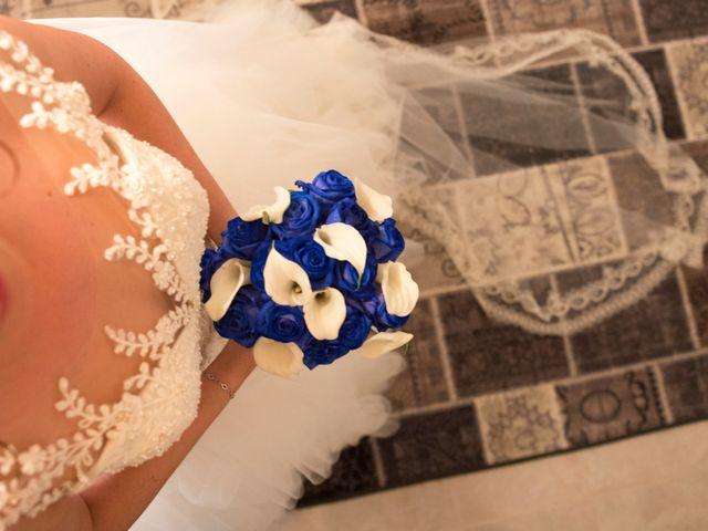 La boda de Óscar y Vanessa en Villalvaro, Soria 10