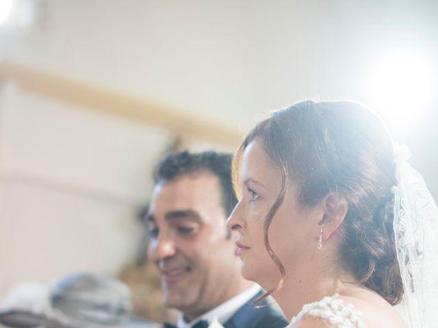 La boda de Óscar y Vanessa en Villalvaro, Soria 16
