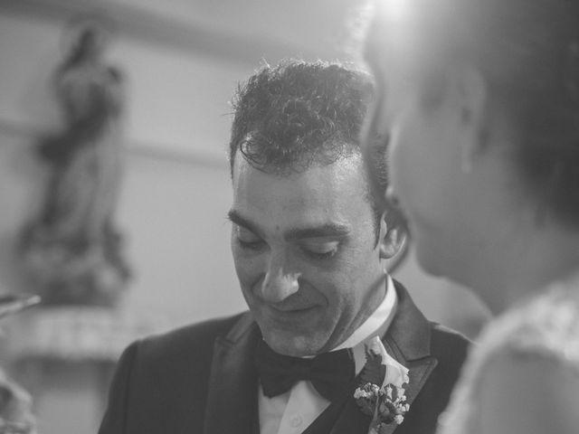 La boda de Óscar y Vanessa en Villalvaro, Soria 17