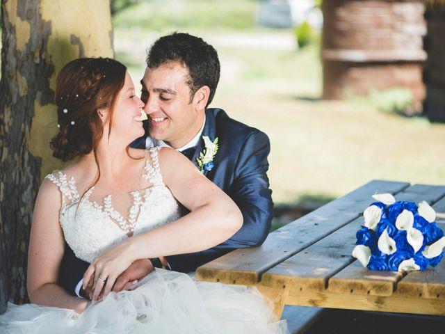 La boda de Óscar y Vanessa en Villalvaro, Soria 23