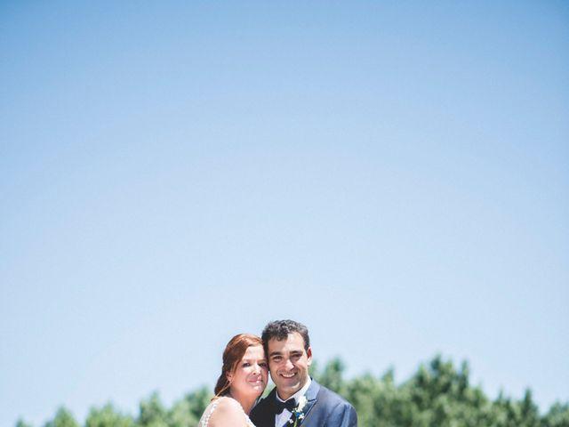 La boda de Óscar y Vanessa en Villalvaro, Soria 26
