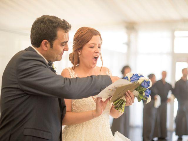 La boda de Óscar y Vanessa en Villalvaro, Soria 33