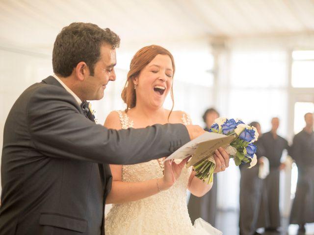 La boda de Óscar y Vanessa en Villalvaro, Soria 34