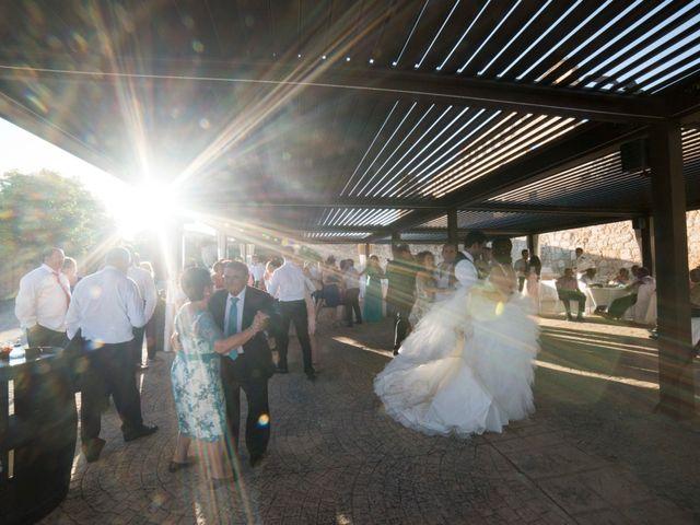 La boda de Óscar y Vanessa en Villalvaro, Soria 38