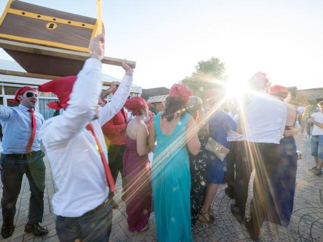 La boda de Óscar y Vanessa en Villalvaro, Soria 39