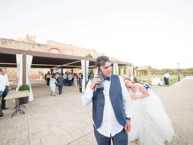 La boda de Óscar y Vanessa en Villalvaro, Soria 40