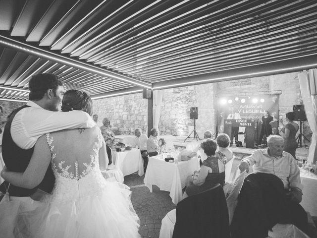 La boda de Óscar y Vanessa en Villalvaro, Soria 41