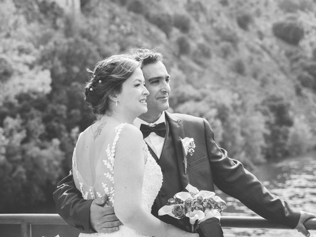 La boda de Óscar y Vanessa en Villalvaro, Soria 44