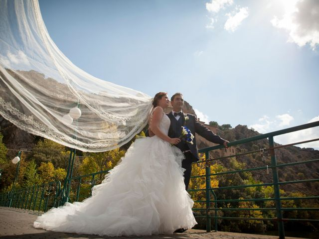 La boda de Vanessa y Óscar