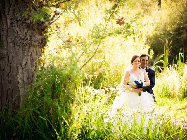 La boda de Óscar y Vanessa en Villalvaro, Soria 47