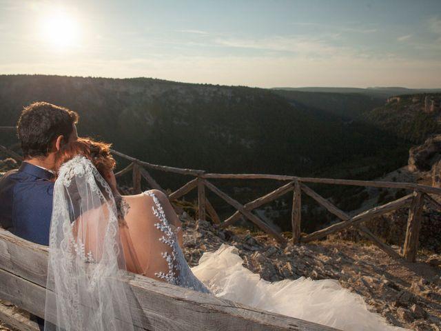 La boda de Óscar y Vanessa en Villalvaro, Soria 50