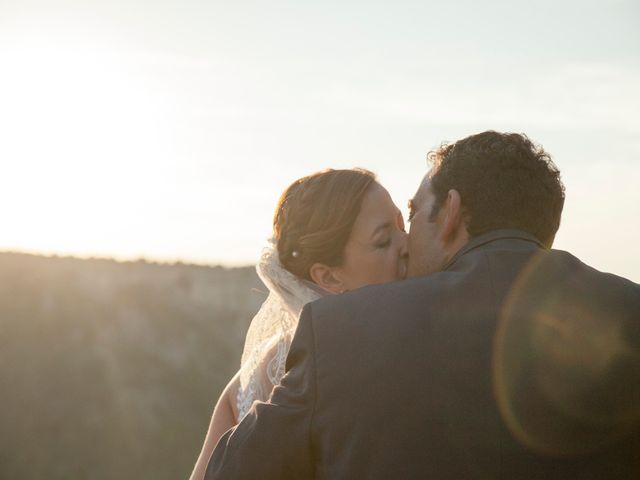 La boda de Óscar y Vanessa en Villalvaro, Soria 52