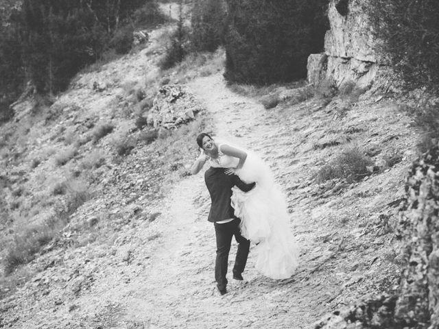 La boda de Óscar y Vanessa en Villalvaro, Soria 53
