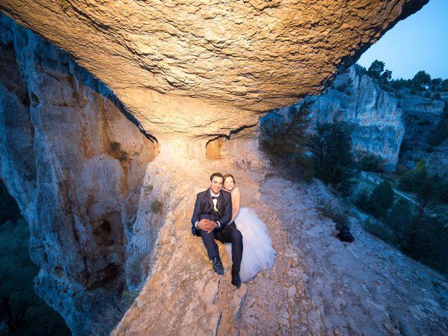 La boda de Óscar y Vanessa en Villalvaro, Soria 54