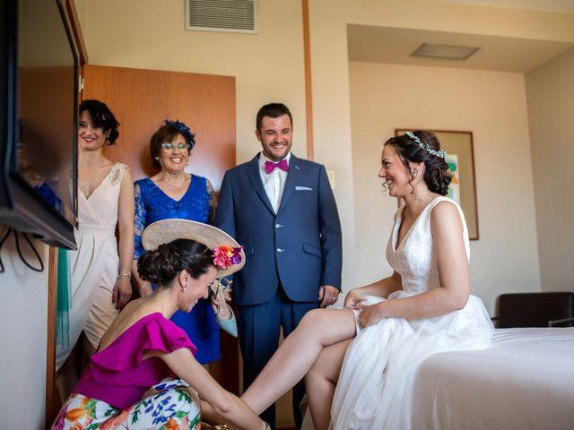 La boda de Julián y María José en Jun, Granada 21
