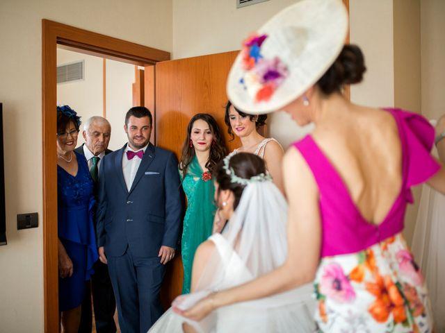 La boda de Julián y María José en Jun, Granada 23