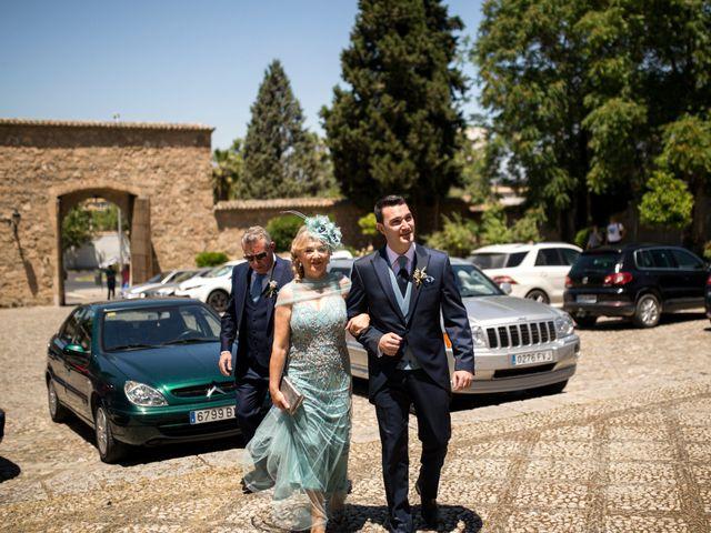 La boda de Julián y María José en Jun, Granada 31