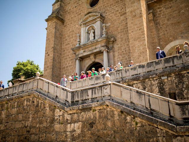 La boda de Julián y María José en Jun, Granada 32