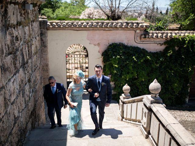 La boda de Julián y María José en Jun, Granada 33