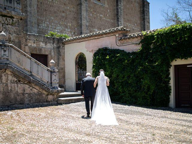 La boda de Julián y María José en Jun, Granada 35