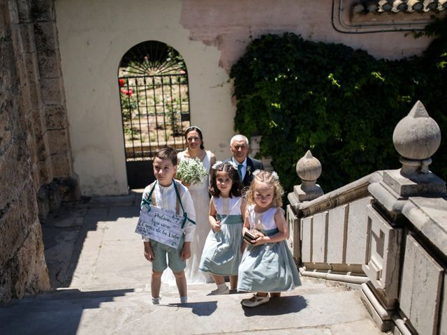 La boda de Julián y María José en Jun, Granada 36