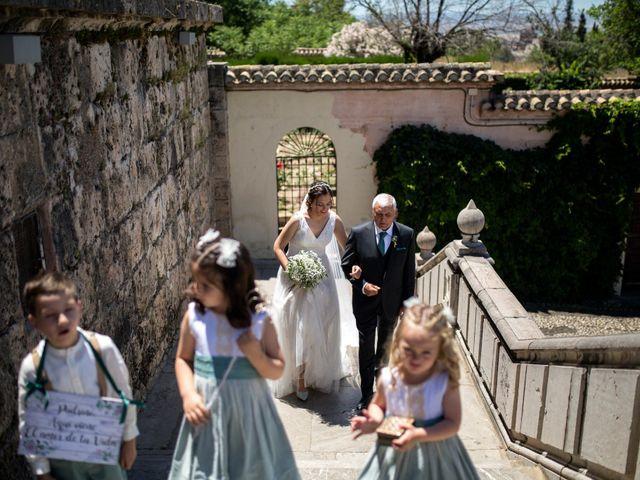 La boda de Julián y María José en Jun, Granada 37