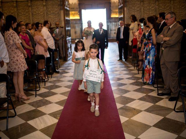La boda de Julián y María José en Jun, Granada 38