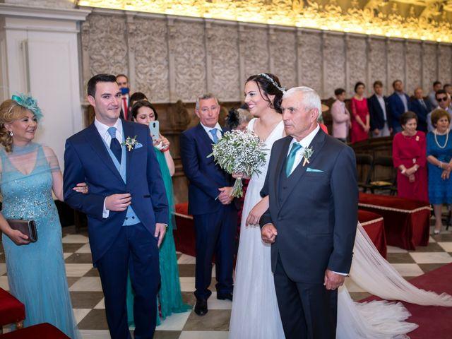 La boda de Julián y María José en Jun, Granada 39