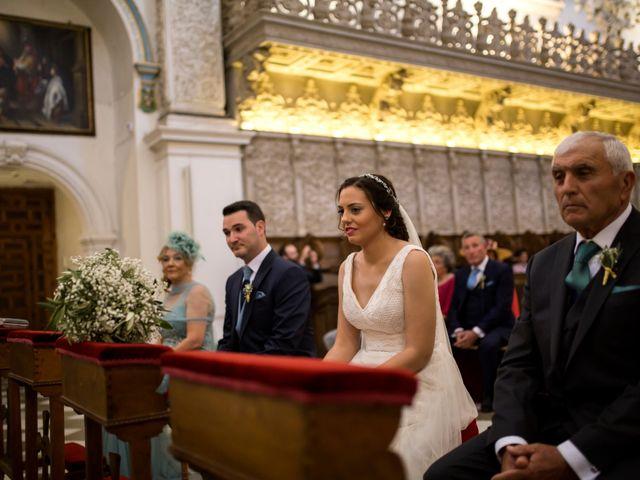 La boda de Julián y María José en Jun, Granada 40