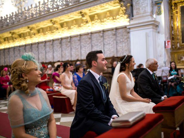 La boda de Julián y María José en Jun, Granada 42