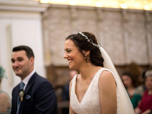 La boda de Julián y María José en Jun, Granada 43
