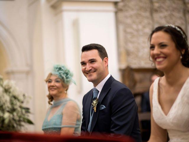La boda de Julián y María José en Jun, Granada 44