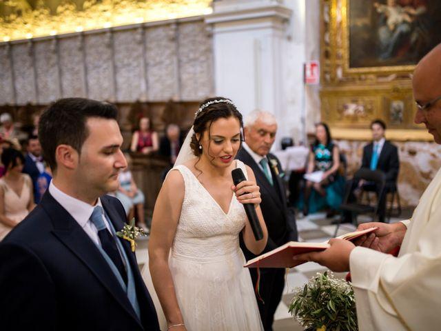 La boda de Julián y María José en Jun, Granada 47