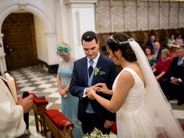 La boda de Julián y María José en Jun, Granada 48