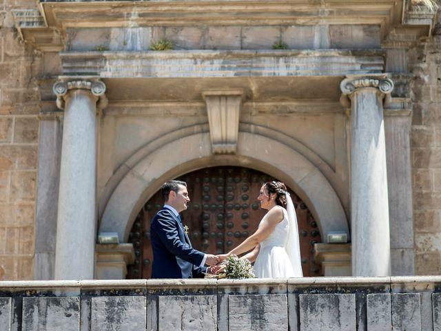 La boda de Julián y María José en Jun, Granada 55