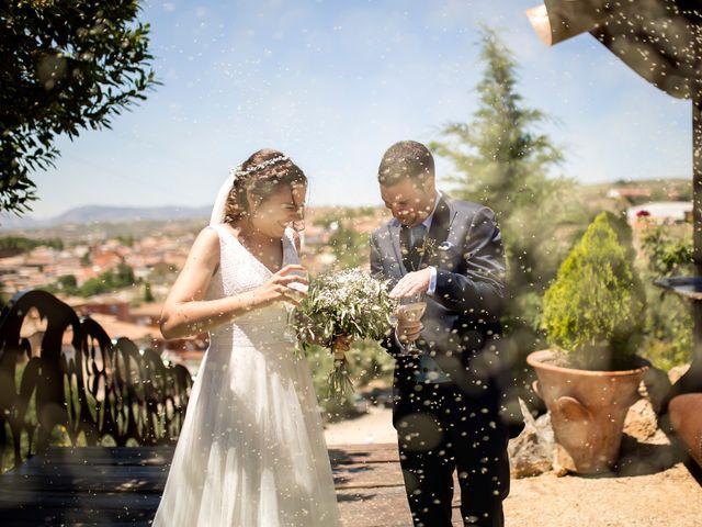 La boda de Julián y María José en Jun, Granada 57