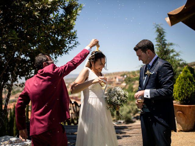La boda de Julián y María José en Jun, Granada 58