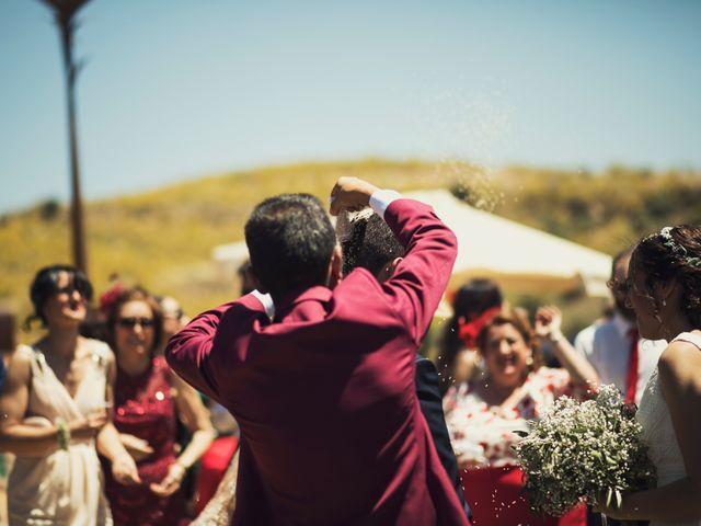La boda de Julián y María José en Jun, Granada 59