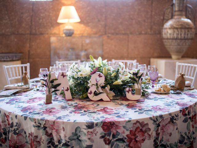 La boda de Julián y María José en Jun, Granada 66