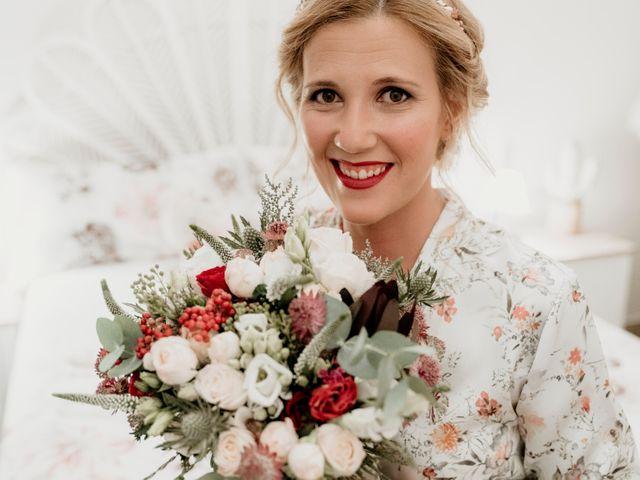 La boda de Fran y Rosa en La Carolina, Jaén 14